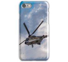 Swiss Air Force Super Puma iPhone Case/Skin