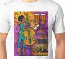 That Sistah on the Bass Unisex T-Shirt