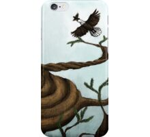 Ratatosk and the Eagle iPhone Case/Skin