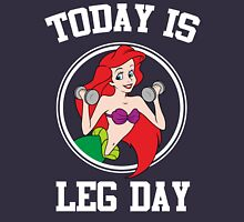 Today Is Leg Day Funny Gym Fitness Women's Tank Top