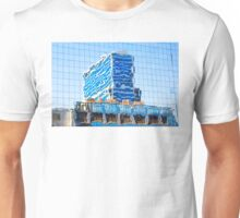 Twisted Buildings Unisex T-Shirt