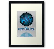 STR Community Poster Framed Print