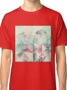 Triangle Palms IV Classic T-Shirt