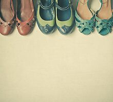 The Shoe Collection by Cassia Beck