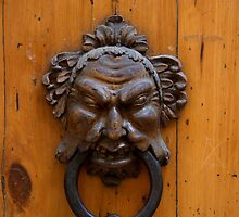 Knock if you dare! by CreativeUrge