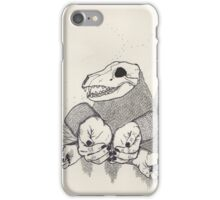 Tassie Tiger. iPhone Case/Skin