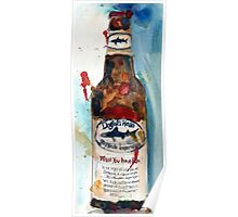 Dogfish Head Brewery - 90 Minute IPA - Beer Art Print Poster