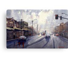 Victoria Road, Gladesville, NSW Metal Print