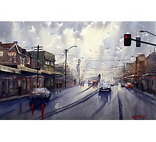 Victoria Road, Gladesville, NSW Photographic Print