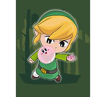 Link Bubles Photographic Print