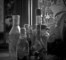 Bottled light by CezB