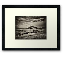 Isola Bella old-style Framed Print