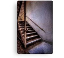 Enter The Darkness Metal Print