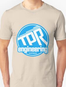 TPR Retro blue Unisex T-Shirt