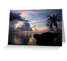 Another Night In Paradise Greeting Card