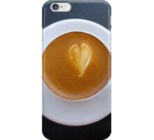 Love Latte iPhone Case/Skin