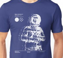 Space Journey 3.1 Unisex T-Shirt