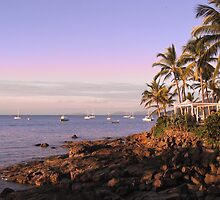 An afternoon at Airlie Beach by Ian Batterbee