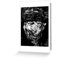 Abysses #1 - I am / We are Ed Greeting Card