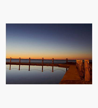 Mahon Pool Reflection Photographic Print
