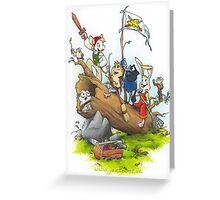 Pirate Adventure Greeting Card