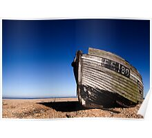 FE180 - Laid up at Dungeness Poster