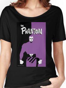 THE PHANTOM Women's Relaxed Fit T-Shirt