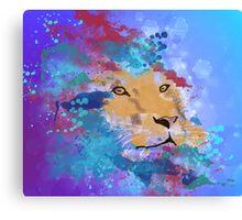 Best animal colors Canvas Print