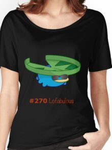 Lotad Women's Relaxed Fit T-Shirt