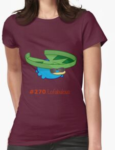 Lotad Womens Fitted T-Shirt