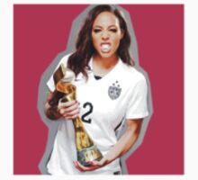 Sydney Leroux World Cup 2015 by alanarose98