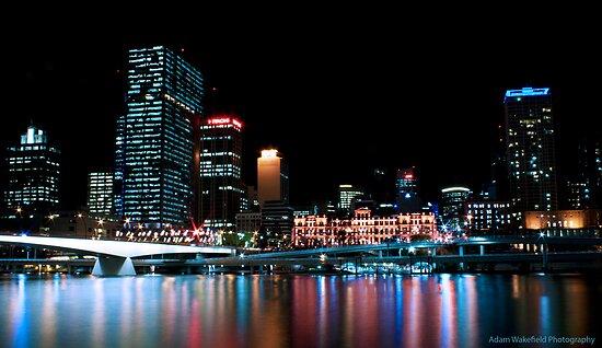City Lights by Adam Wakefield