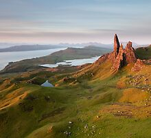 The Old Man of Storr by Andrew Watson
