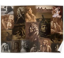 Native Americans Poster
