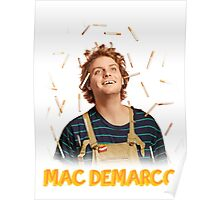 Mac Demarco - Cigarettes From The Heavens  Poster