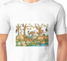 Australian Menagerie Unisex T-Shirt