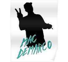 Mac Demarco - Bless Poster