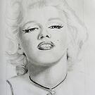 Marilyn Monroe by Douglas Hunt