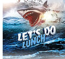 LET'S DO LUNCH by Krkn