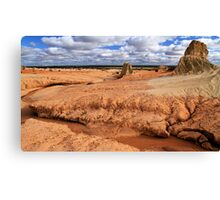 Coloured Sands Canvas Print