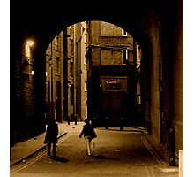 Clink Photographic Print