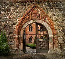 Gate To Paradise by Danuta Antas