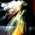 Motion Dancer #6 - From the side by Komang