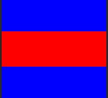 International maritime signal flag by tony4urban