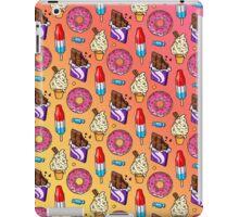 sweet tooth pattern iPad Case/Skin