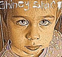 JB my SHINEY STAR by Barbara Cannon  ART.. AKA Barbieville