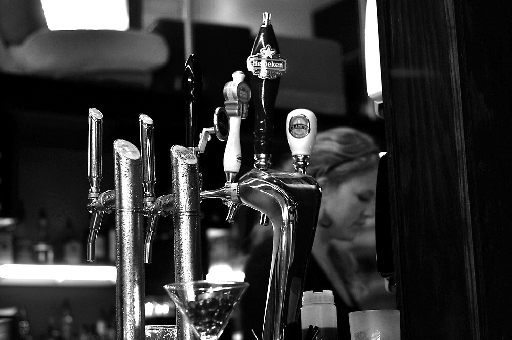 Condensation On Tap by Craig Blanchard