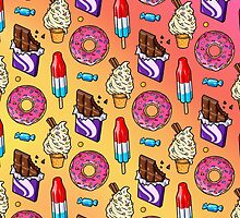 sweet tooth pattern by v0ff