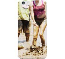 Mud Belly  iPhone Case/Skin