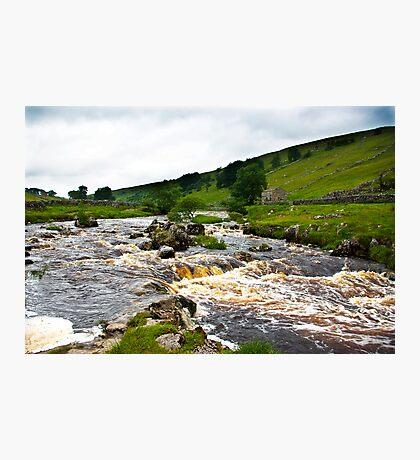 River Wharfe at Yockenthwaite  #2 Photographic Print